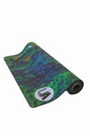 Great Waterfall Rock Practising Yoga Mat 3mm Microfiber