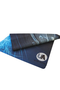 Feather Travel Yoga Mat 1mm Microfiber