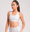 Zic Zac Sports Bra Invisible White