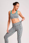 Freely Move Sports Bra Stripe