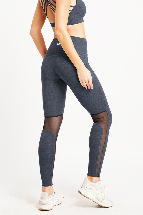 Hamsa Hight Waist 7/8 Tight Grey