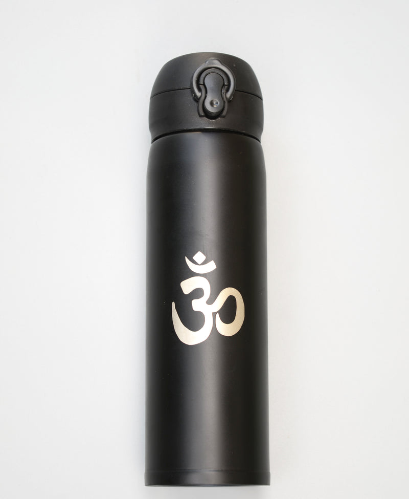 OM Thermal Bottle_Black
