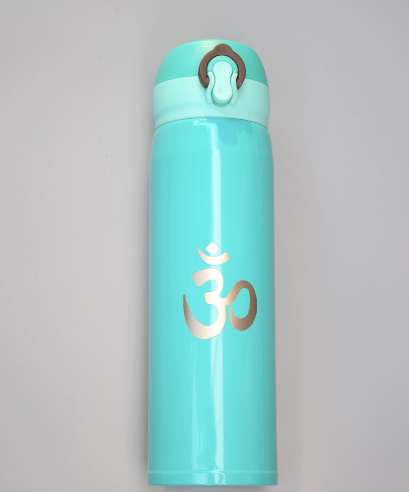 OM Thermal Bottle_Blue