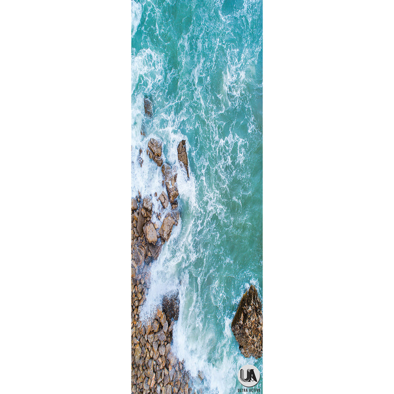 Ocean Wave Practising Yoga Mat 3mm
