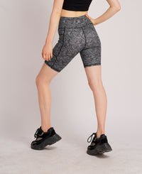 Warrior Duo Side Pocket Shorts Chess Black