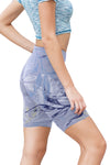 Manas Side Pocket Short