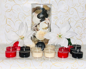 TEA LIGHT SOY CANDLES