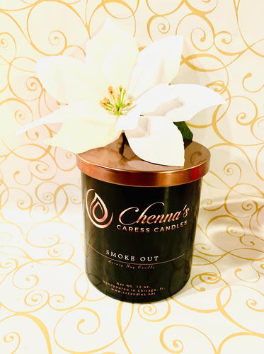 Smoke Out Luxury Soy Candle