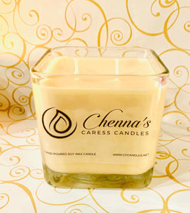 Sandalwood Masculine Fragrance Soy Candle