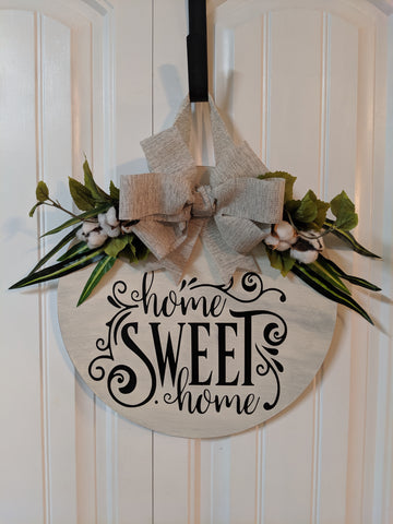 Home Sweet Home Cotton Spray