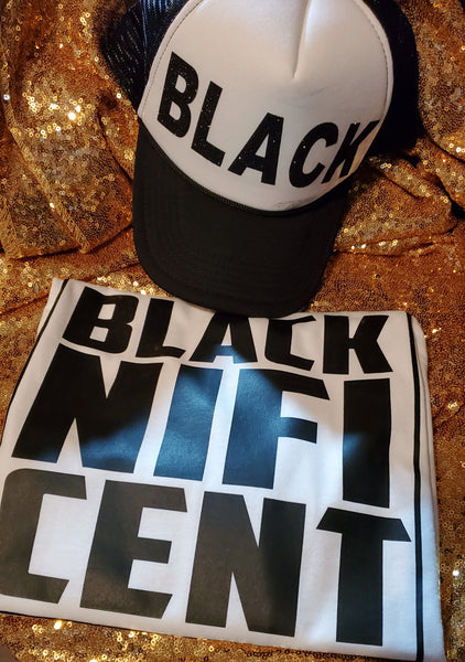 Blacknificent (shirt only)