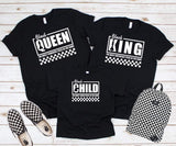 Queen,  King, Child _Family
