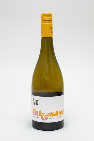 Fat and Sassy Chardonnay 2018