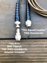 "Load image into Gallery viewer, ""The Squad Leader"" Wearable Antenna"