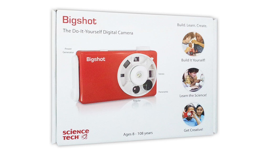 Bigshot Camera Kit