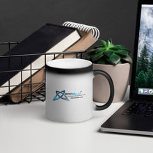 Load image into Gallery viewer, XeroBlu Matte Black Magic Mug