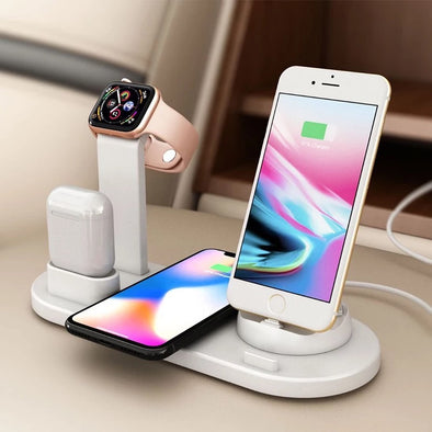 3 in 1 Wireless phone Charging