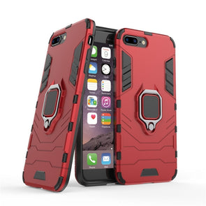 IPHONES CASE WITH FINGER RING HOLDER