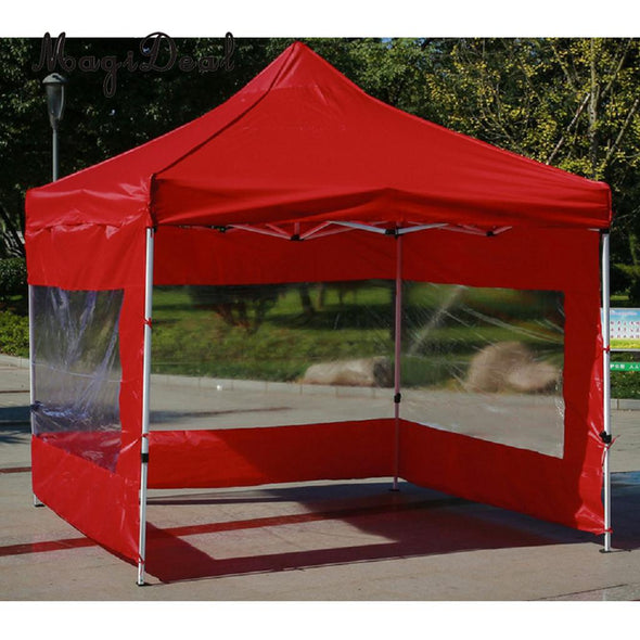 MagiDeal Canopy Side Wall Carport Garage Enclosure Shelter