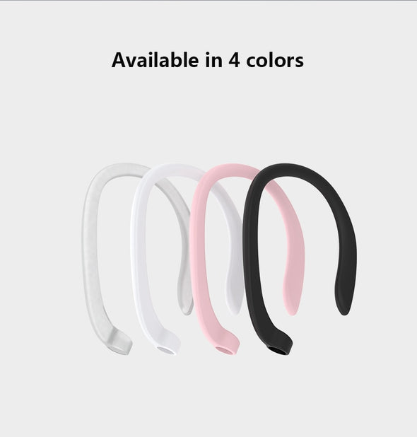 Airpods Apple Wireless Earphone Hooks Accessories Silicone Sports