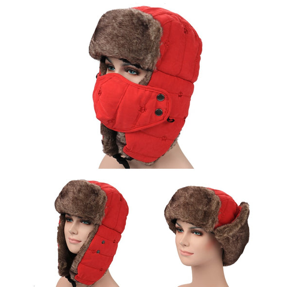 Winter Trooper Hat Windproof Hiking Hunting hats