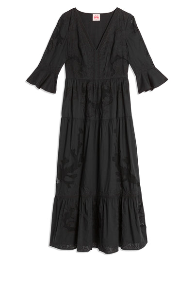 Bella Moresco Dress Black