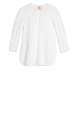 Kate Moresco Tunic White