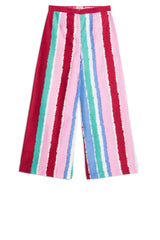 Natalie Pants Stripes Cold