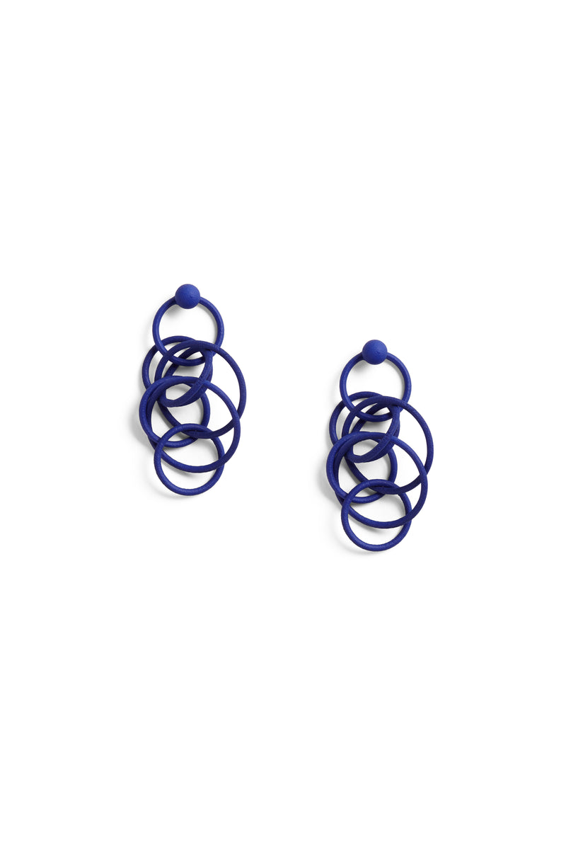 Superleggera Earring  Blue