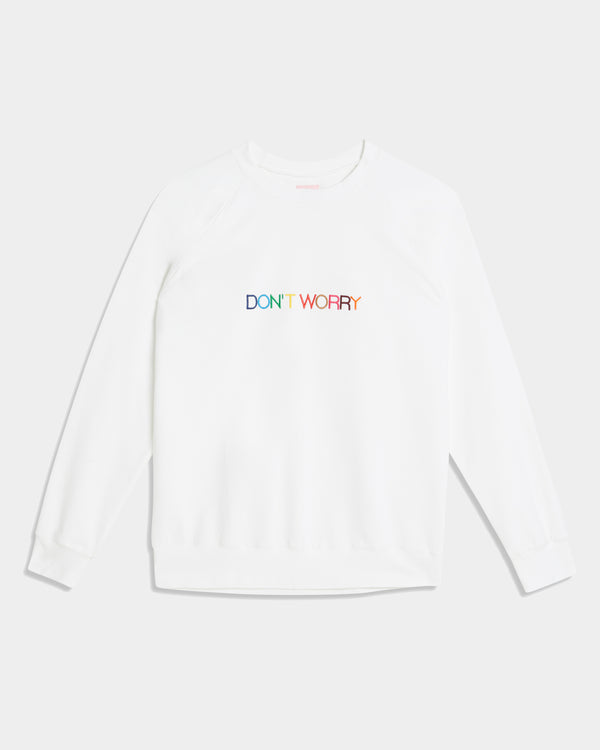 'Don't worry 'Pullover