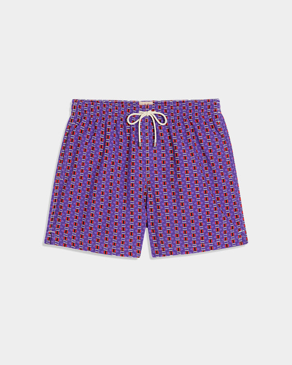 Allegra's Eye Swimming Trunks