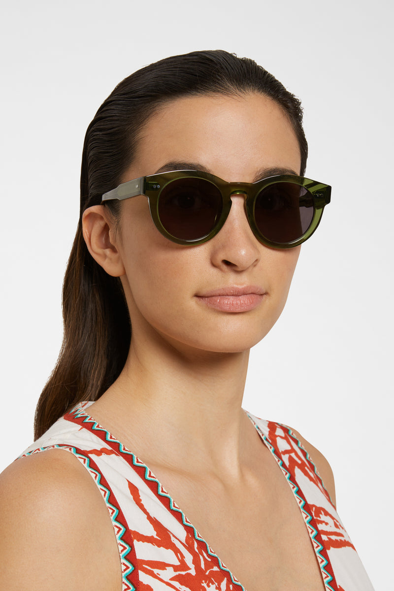 Chimi Kiwi 03 Black Lens Sunglasses