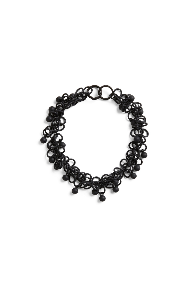 Sferette Chain  Black