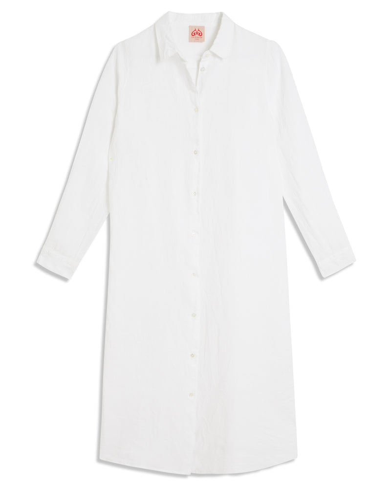 Dove Lightwind Long Shirt White