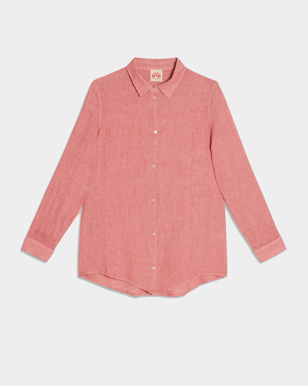 Sparrow Shirt Faded Rose