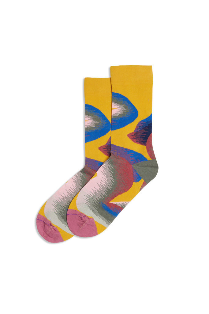 Tout L'Or Corps Socks