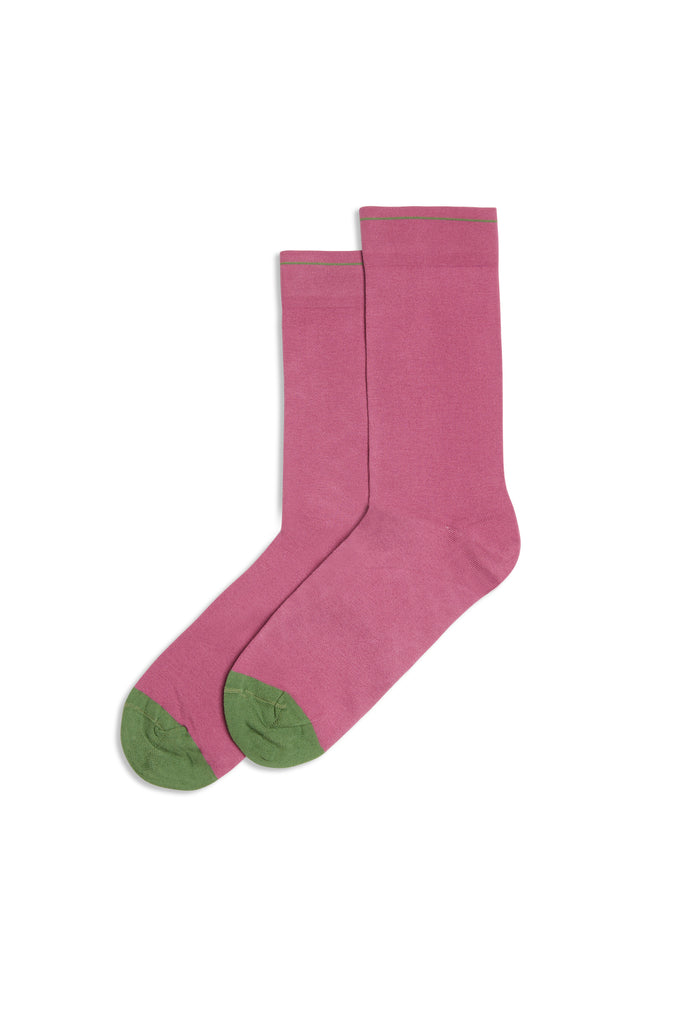 Uni Socks Orchidée
