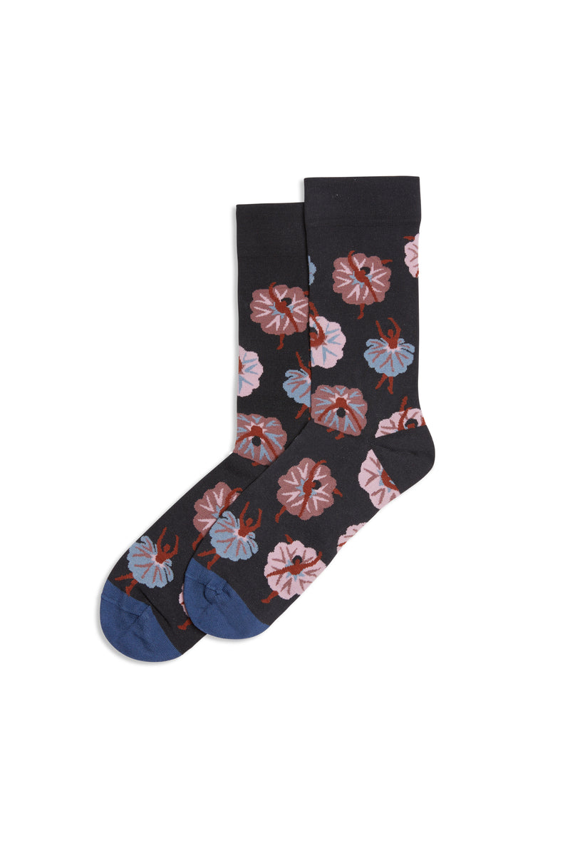 Arabesque Danseuse Socks