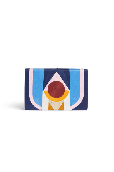 Tropical Edge Clutch Marge  Multi