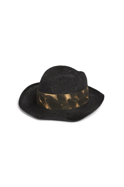 Viscose Fedora 410 Black