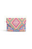 Envelope Clutch D  Pink