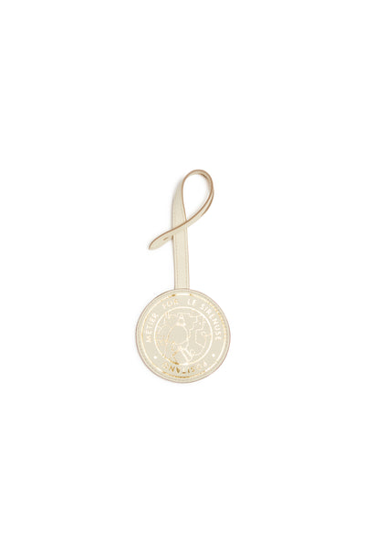 Metier For Le Sirenuse Luggage Tag White