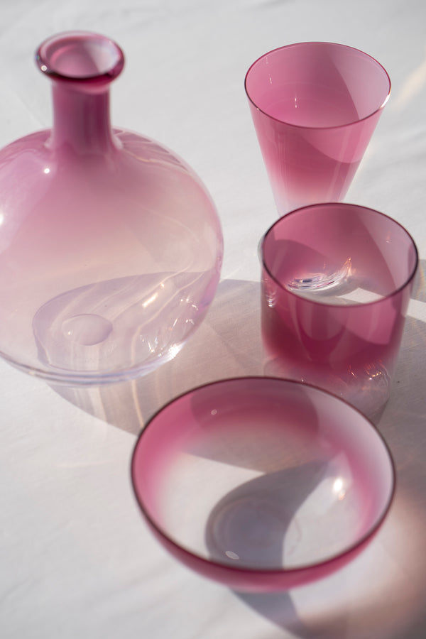 Aria Small Bowl Pink