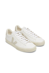 Men Campo Chromefree Leather  White Natural