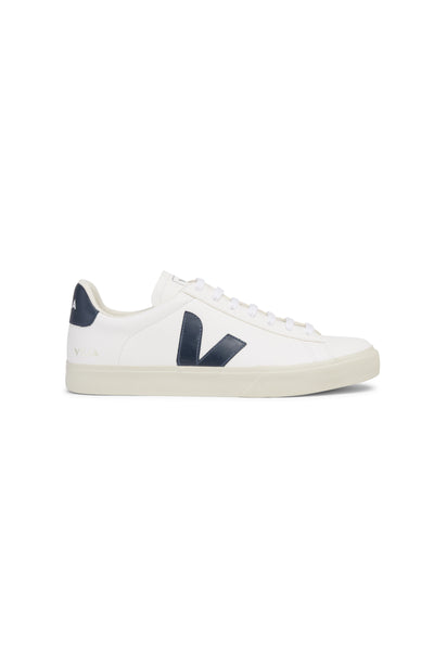 Men Campo Chromefree Leather  White Navy