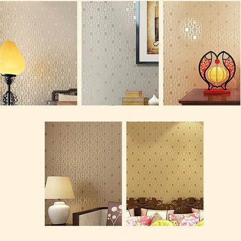 Vintage-Rustic-Geometry-Wallpaper-Decoration-all-5-colors