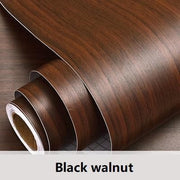 PVC-Wood-Wallpaper-Décor-for-Cabinets-black-walnut