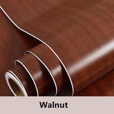 PVC-Wood-Wallpaper-Décor-for-Cabinets-walnut