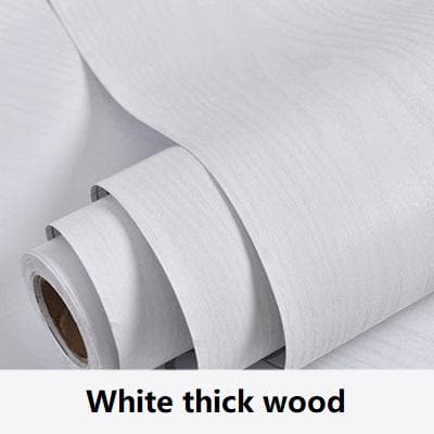 PVC-Wood-Wallpaper-Décor-for-Cabinets-white-thick-wood