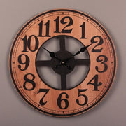 Vintage-Wooden-Wall-Clock-Home-Décor-3